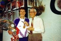 Helen Morgan Olympic medelist 1992