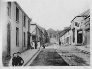 Market Street Tredegar C 1900