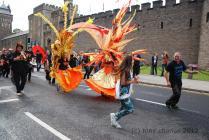 Cardiff Carnival 2012
