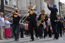 Cardiff Carnival 2011 - MAGICK