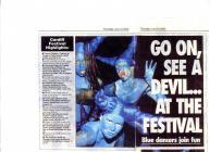 Cardiff Carnival 2005 - Docks: Window to the World