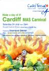 Cardiff Carnival 2004 - Spirit of Mother Earth