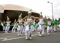 Cardiff Carnival 2010 - Cosmic Celts