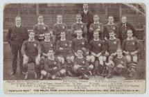 Welsh rugby team 1905