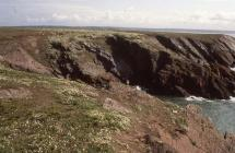 Peters Bay, Skokholm Island 1982