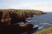 Mad Bay and the Bluffs, Skokholm Island 1982
