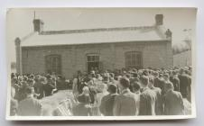 Llys Ivor, Bethesda, Chubut. February 14, 1952