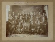 Llandovery Brass Band 1905