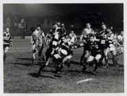 Newport RFC, v Abertillery RFC, Rodney Parade,...