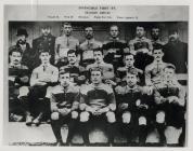 Newport invincible team, 1891-92