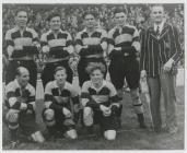Newport 7 at Middlesex Sevens, 1948