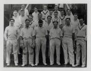 Newport  Cricket Club v Newport RFC
