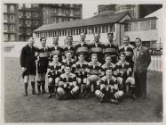 Cardiff versus Newport, 1950