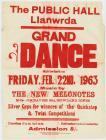 Dance at the Public Hall, Llanwrda