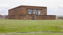 1940s building at RAF St Athan, 2009