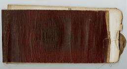 Llanddeusant Poor Rate Book 1886