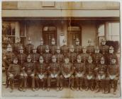 Carmarthenshire County Constabulary circa 1914