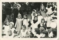 Llantwit Major School Centenary Day march