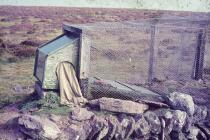 Skokholm - Wall Heligoland trap catching box -...