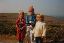 Skokholm -  Sam and Nancie Gynn and Ben...