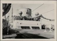 Ships sport deck