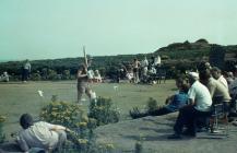 Skokholm - Cricket Match in 1983