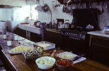 Cooking in the Wheelhouse