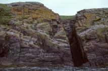 Skokholm geology