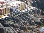 Skokholm Jetty Repair