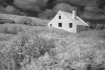 Skokholm - The Cottage (Infra Red) - July 2014