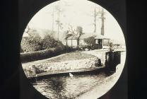 Carreghofa Lock