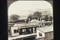 Llanymynech Railway Station