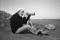 Skokholm - Bob Culwick on 'The Knoll' 1982