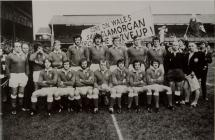 The Welsh rugby union team, 1972