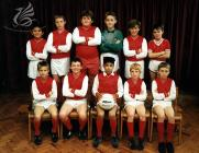Pontyclun Junior School Football Team, circa 1990