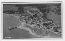 (Postcard) Beaumaris