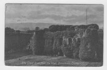 (Postcard) The Great Hall from the Wall,...