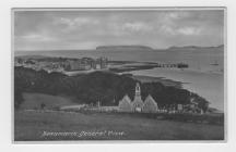(Postcard) Beaumaris, General View