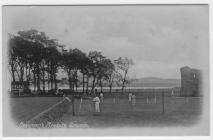 (Postcard) Beaumaris Pleasure Grounds