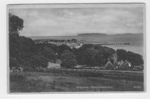 (Postcard) Beaumaris From Baron Hill