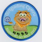 Rainbows Go Wild 2010 Badge