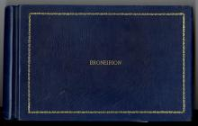 Broneirion Log Book 1981-1989