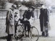 Glamorgan Constabulary , Ystrad Mynach.