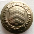 Cardiff Borough Police tunic button