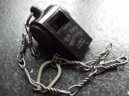 Merthyr Tydfil Borough Police whistle