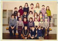 Penparcau School Llwyn Yr Eos. Dick Evans'...