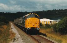 Train and Eisteddfod, 1987