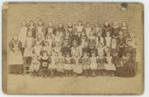 Llangeitho School Photograph