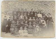 Ysgol Llangeitho grwp II