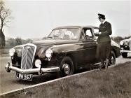 The 1950's Glamorgan Police Woman